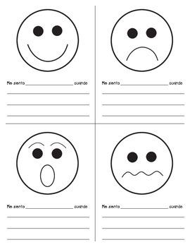 Libritos para practicar la escritura y la lectura/Reading and Writing Booklets
