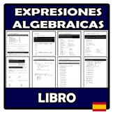Libro - Expresiones algebraicas