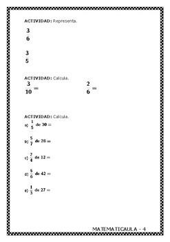 Libro - Fracciones y decimales ESO