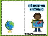 Libro: Mi lugar en el mundo (Geografía, Mapas)