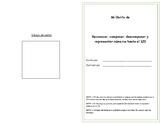 Libro - Componer, descomponer y representar números -120.