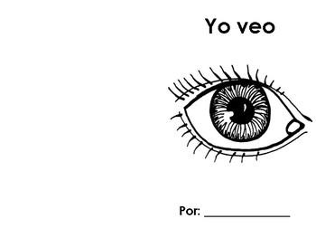Libro - Yo veo