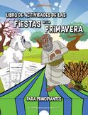 Libro de Actividades Festivos de Primavera para principiantes (Spring Feasts)