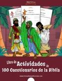 Libro de Actividades de 100 Cuestionarios de la Biblia (100 Bible Quizzes)