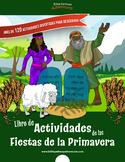 Libro de Actividades de las Fiestas de la Primavera