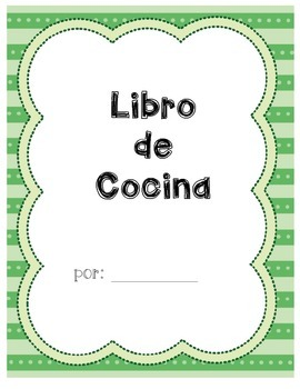 Libro de Cocina #2
