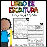 Libro de Escritura del Alfabeto | Alphabet Handwriting Boo