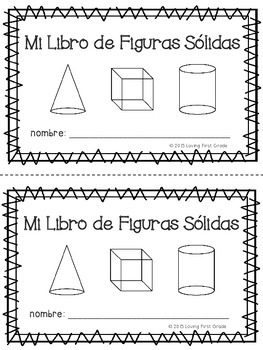 Libro de Figuras Solidas