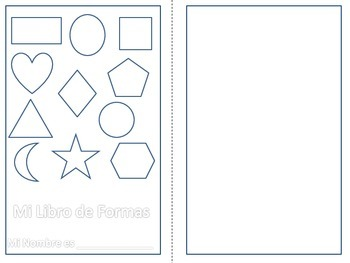 Libro de Formas (Book of Shapes in Spanish)
