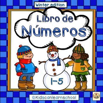 Libro de Números 1-5- Edición de Invierno