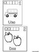 Libro de Numeros 1-5- Back to School Edition