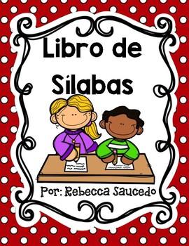 Libro de  Sílabas