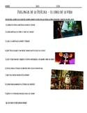 Spanish Viewing Guide Preguntas Para El Libro de la Vida A