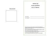 Libro de problemas de 2 y 3 números. Texas edition