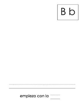 Libro del alfabeto