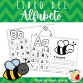 Libro del alfabeto - Alphabet Workbook