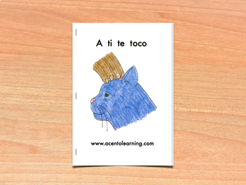 Libro nivelado para la letra d - Leveled Book for the Letter D