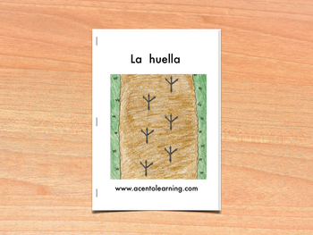 Libro nivelado para la letra h - Leveled Book for the Letter H
