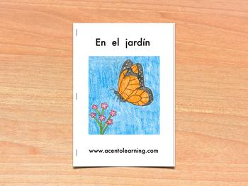 Libro nivelado para la letra j - Leveled Book for the Letter J