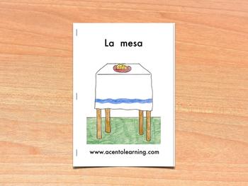 Libro nivelado para la letra m - Leveled Book for the Letter M