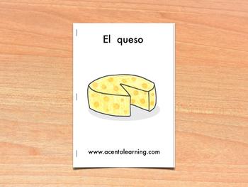 Libro nivelado para la letra q - Leveled Book for the Letter Q