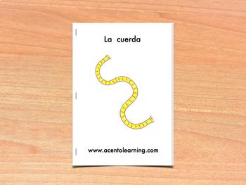 Libro nivelado para la letra c - Leveled Book for the Letter C