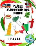 All about Italy in Spanish   Todo sobre Italia   Estudios sociales   PDF