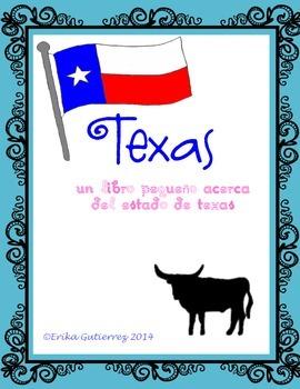 Libro pequeño de Texas