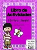 Libro de Actividades- Espanol- Activity Book Spanish