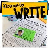 License to Write: Making Cursive Fun