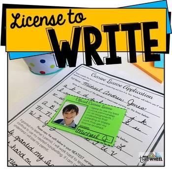 Cursive Handwriting Motivation System: Improve Penmanship & Engage Students