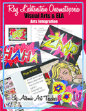 Lichtenstein Onomatopoeia Visual Arts Project - ELA - Arts Integration