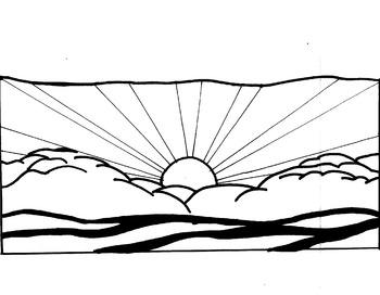 Lichtenstein coloring page