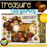 Bottle Cap Lid Game Center- Treasure