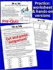 Lie vs. Lay Pack: Pre-Quiz, Poster/Handout, Practice Activ