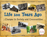 Communities Then and Now Presentation - Communities and Change
