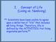 Life Activities Powerpoint