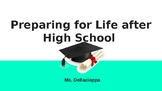 Life After High School Differences between High School and
