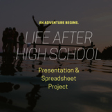 Life After High School Presentation and Spreadsheet Project