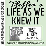 Life As We Knew It Test & Key