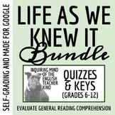 Life As We Knew It Quiz Bundle
