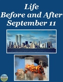 Life Before and After September 11 Activity
