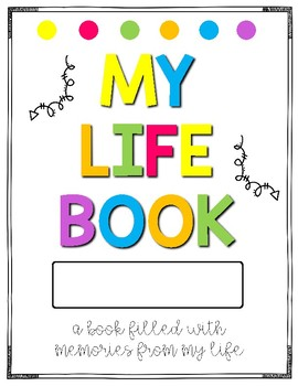 Life Book for Foster Children