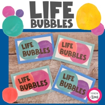 Life Bubbles- Bucket List Activity