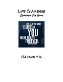 Life Challenges (Quarter One Blog)