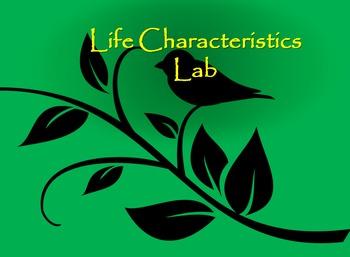Life Characteristics Lab