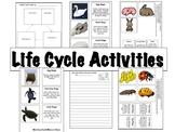 Life Cycle Activities (3.LS1.1)
