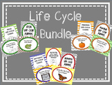 Life Cycle Bundle {Sorts, Readers, Puppets and Observations}