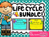 Life Cycle Bundle {Butterfly & Plant Life Cycles}