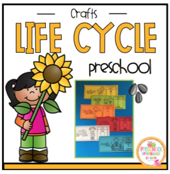 Life Cycle Crafts for Centers